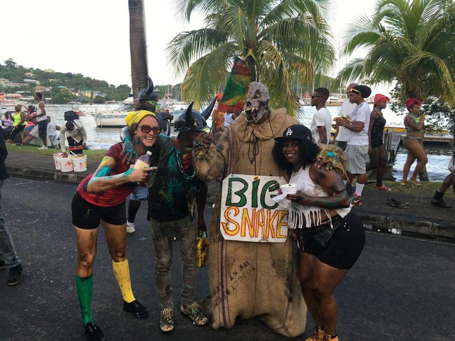 J'ouvert Grenada-001