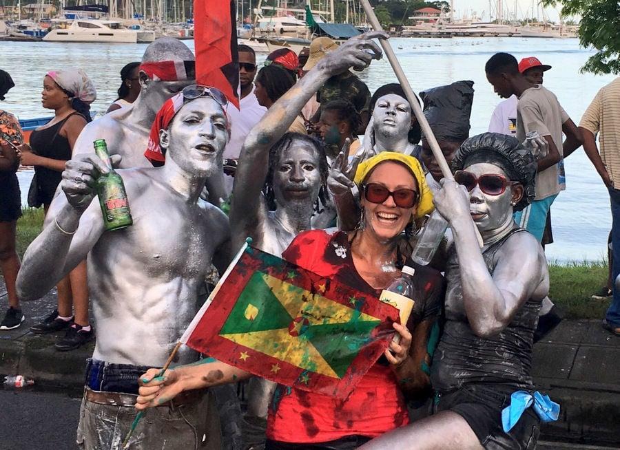 Jouvert Grenada 2016