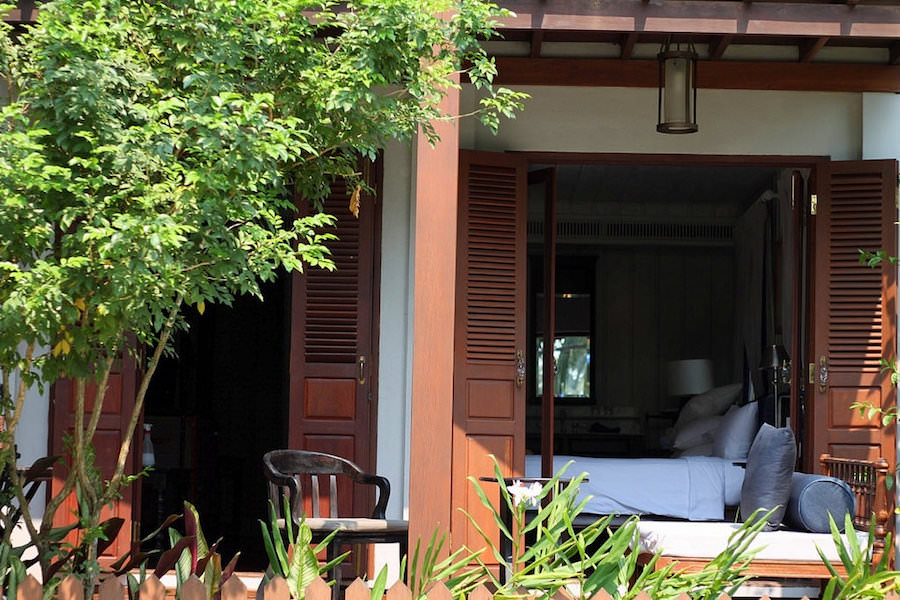 Luang Prabang accommodation