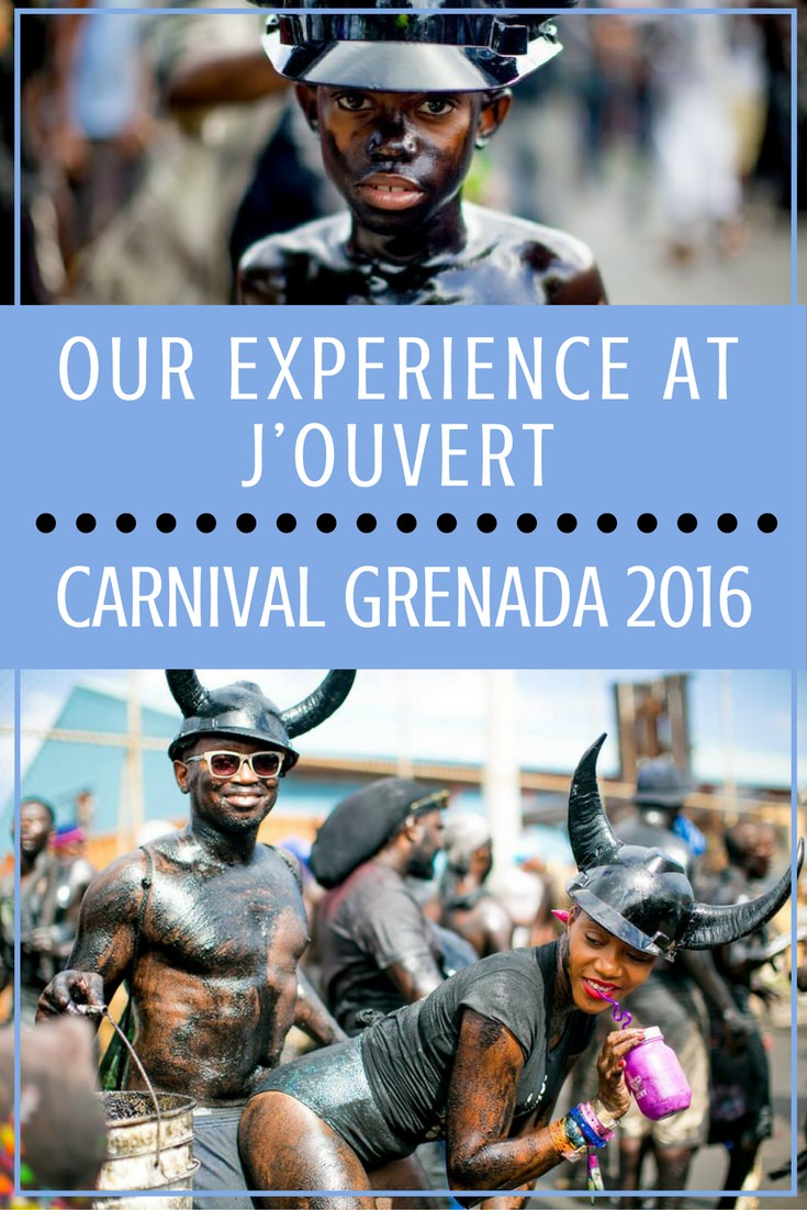 Our Experience at J'ouvert – Carnival Grenada 2016