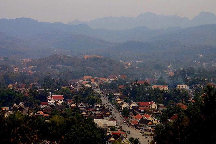 Panoramic Luang Prabang