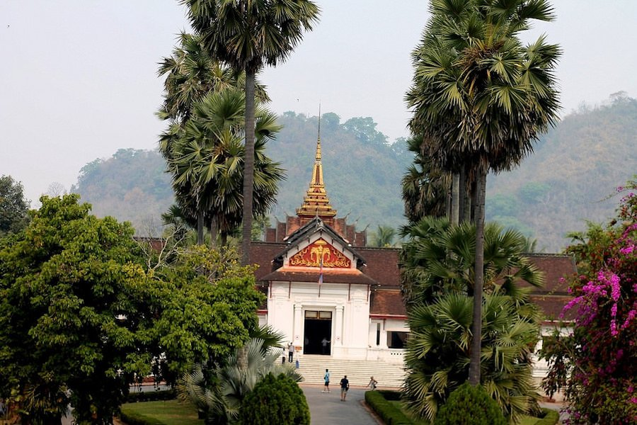 The Royal Palace Museum, Luang Prabang