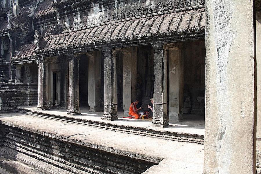 angkor temples, angkor wat