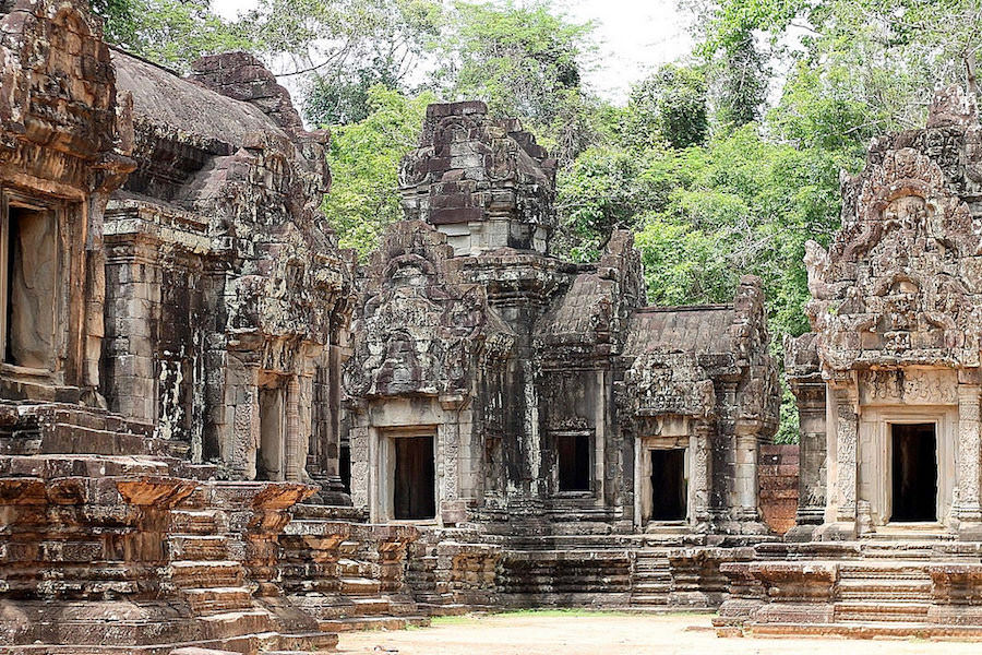 angkor temples, chau say tevoda