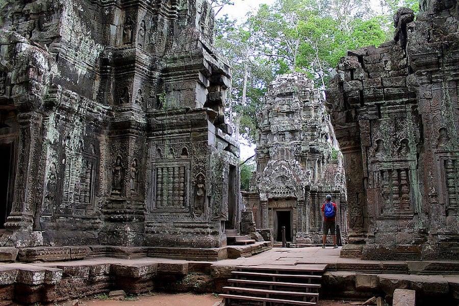 angkor temples, ta prohm