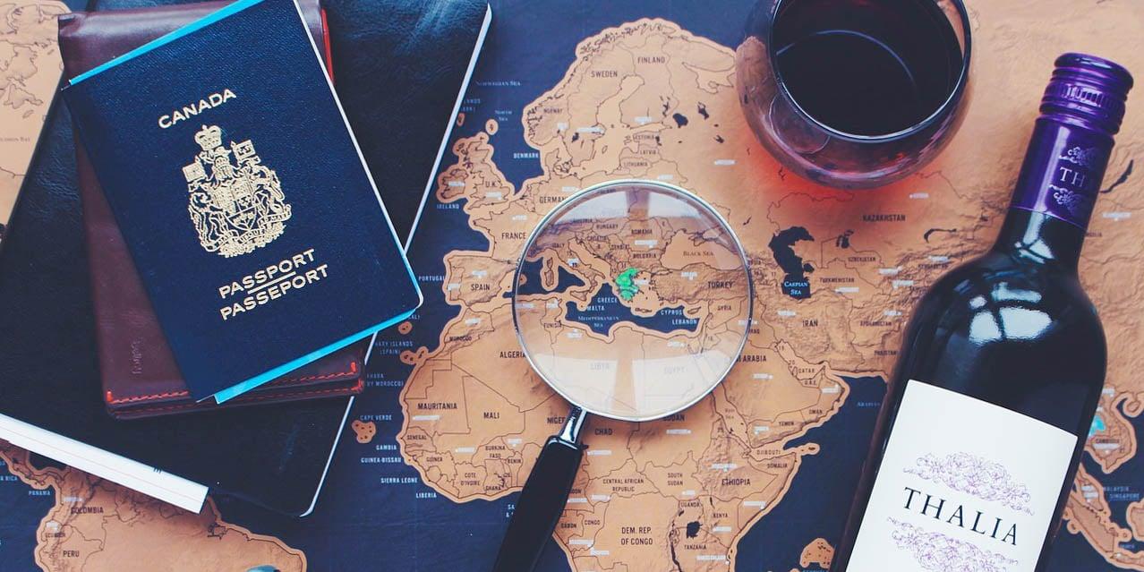 travel planning passport requirements