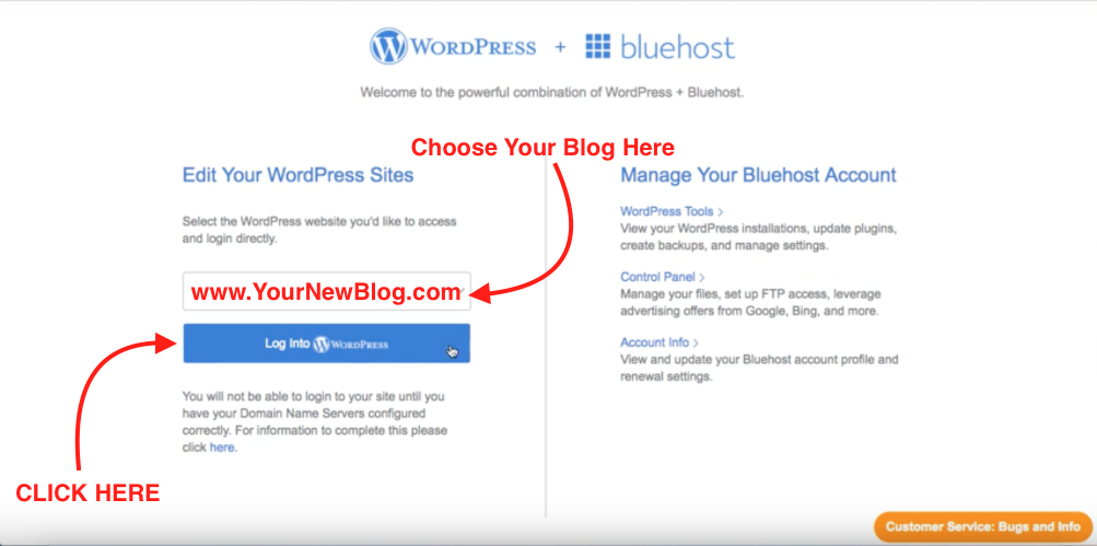 how to start a travel blog login to wordpress