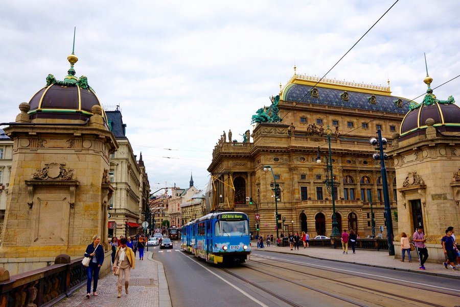 prague czech is a visa free country for travellers