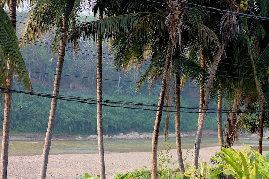 riverside, Luang Prabang