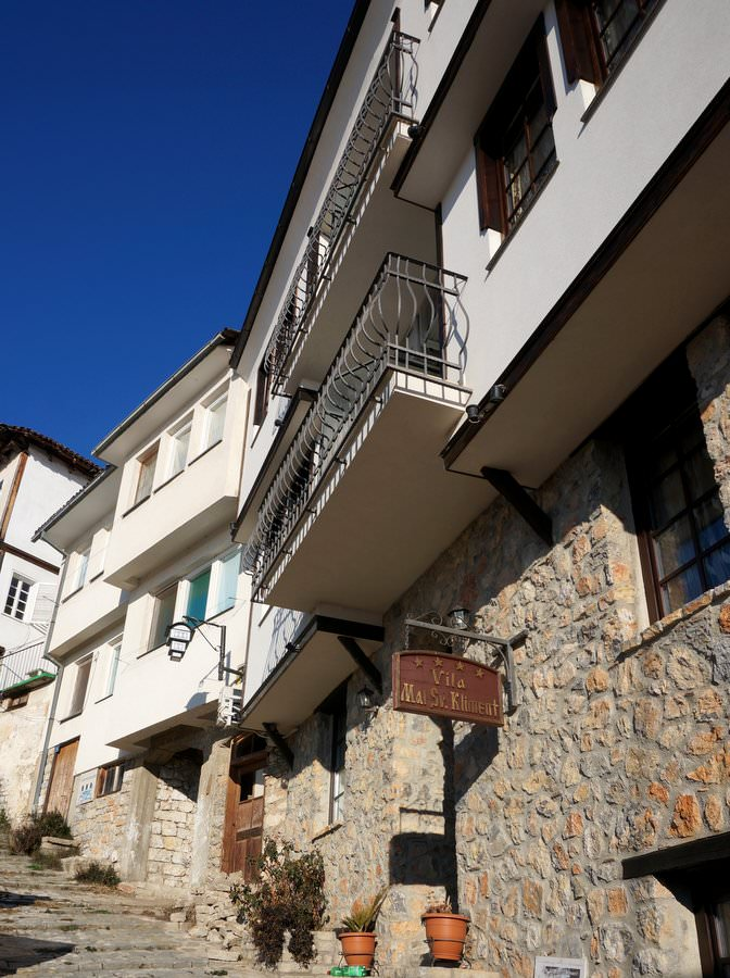 where to stay at lake ohrid mal sveti kliment guesthouse