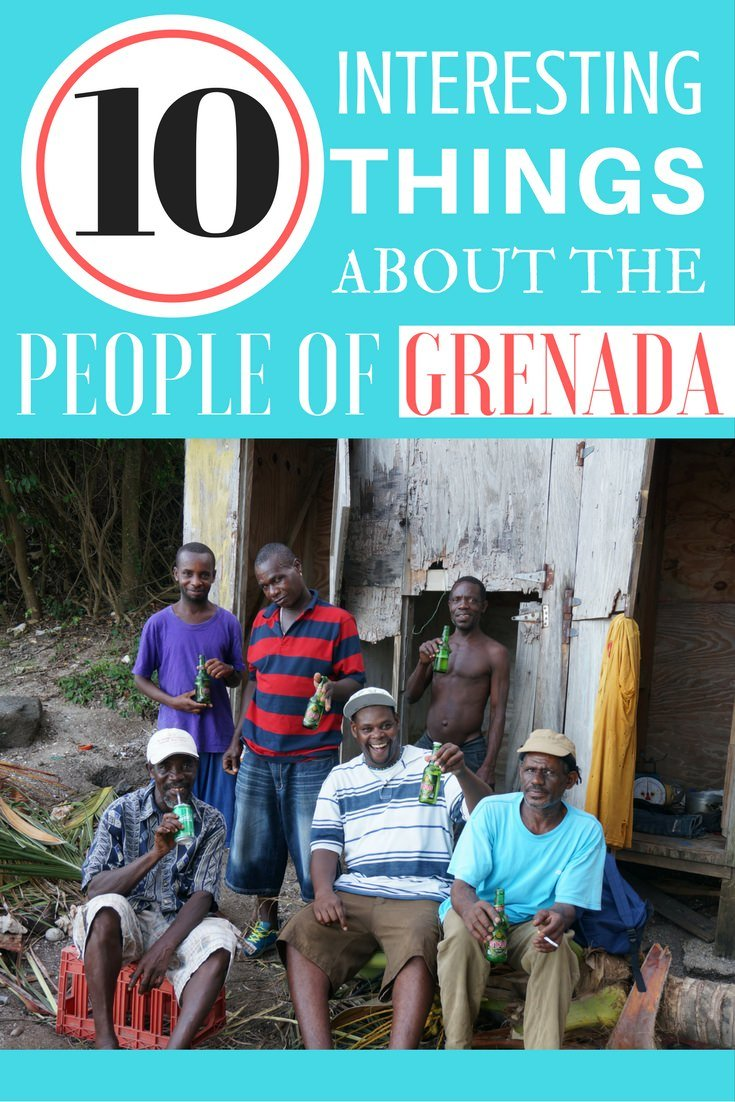 10 Interesting Things About the People of Grenada