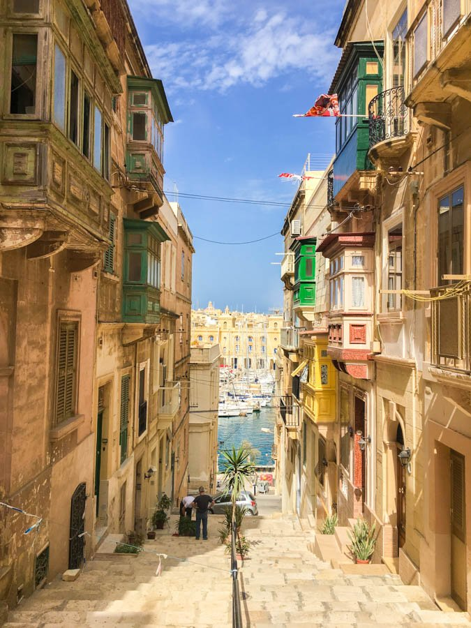 travel to the 3 cities of malta