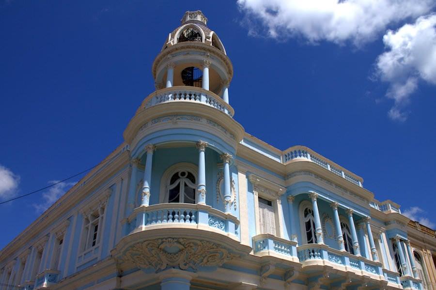 palacio ferrer cienfuegos cuba