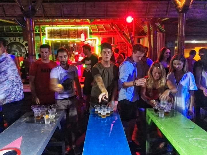 ten things to do in the gills beer pong