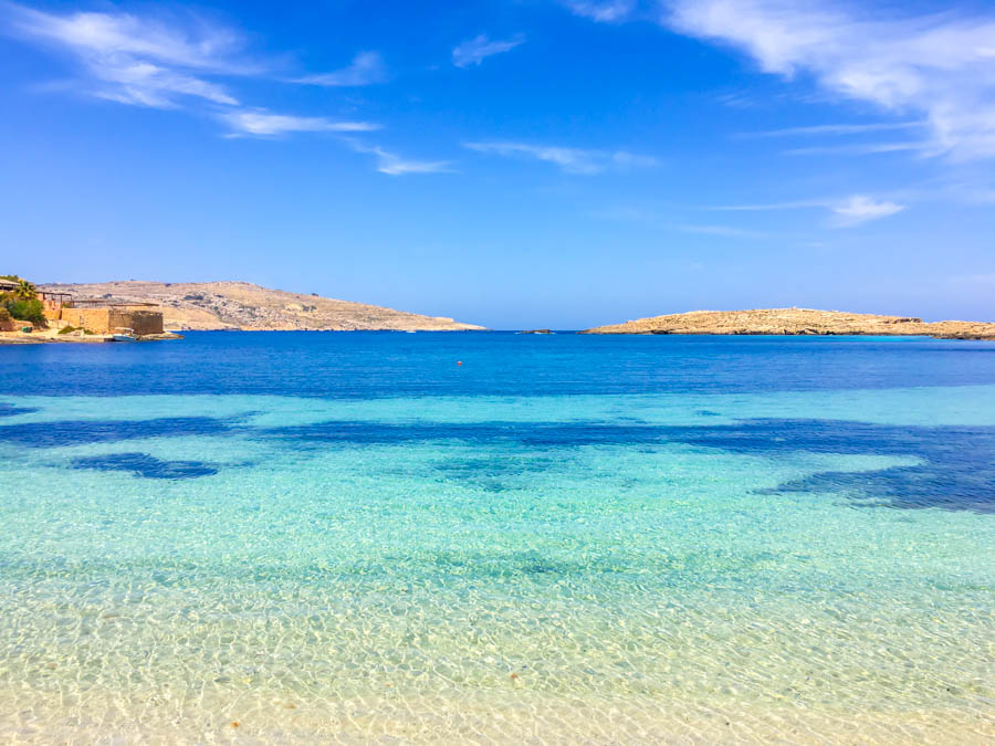 what to do in malta visit comino beach