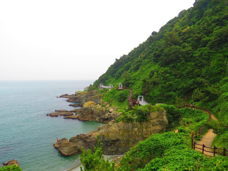 igidae hiking south korea