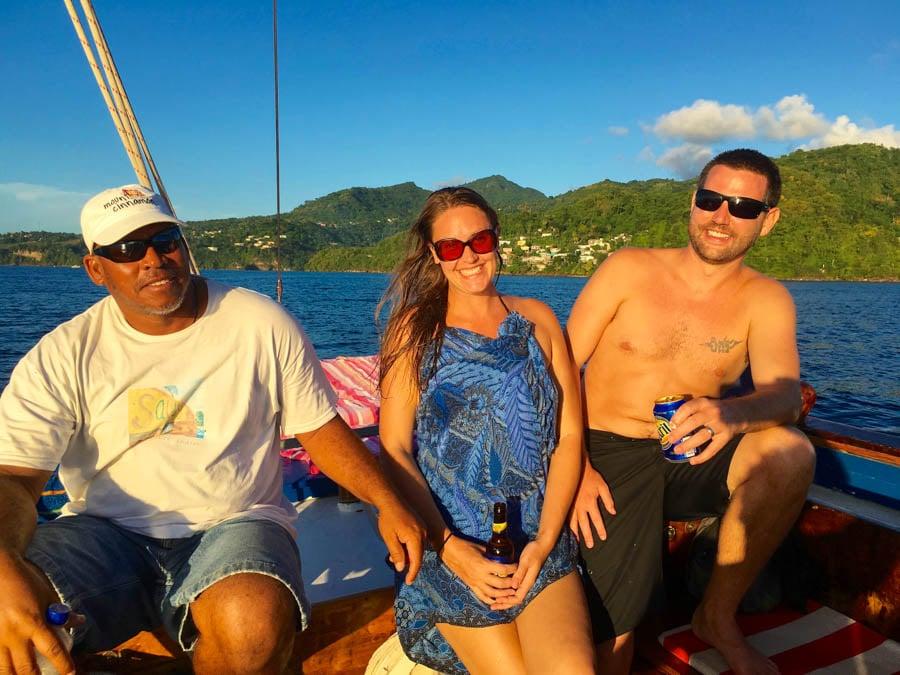 travel to grenada sailing with savvy