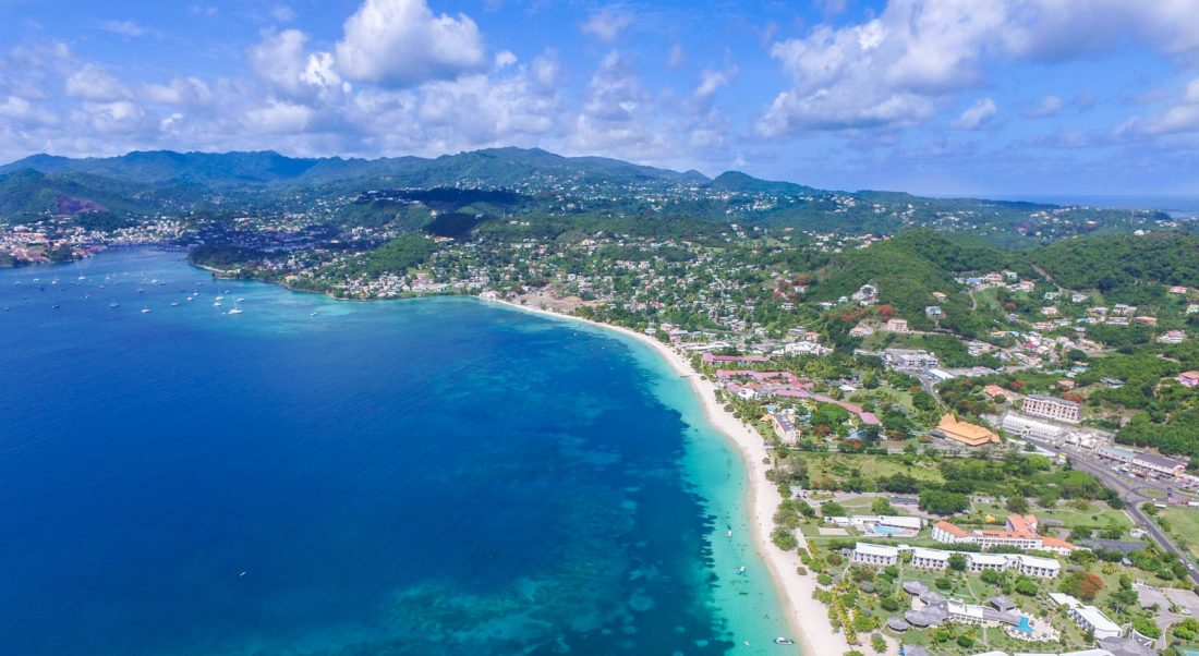 travel guide to the best beaches in grenada