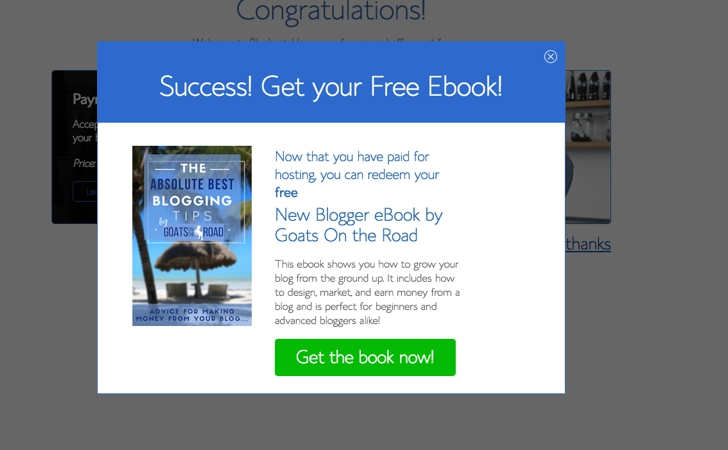 How to start a travel blog free travel blogging course goats start a blog get a free ebook fandeluxe Choice Image