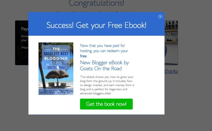 How to start a travel blog free travel blogging course goats start a blog get a free ebook fandeluxe
