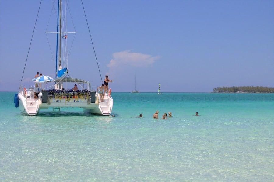 playa pilar beach cuba