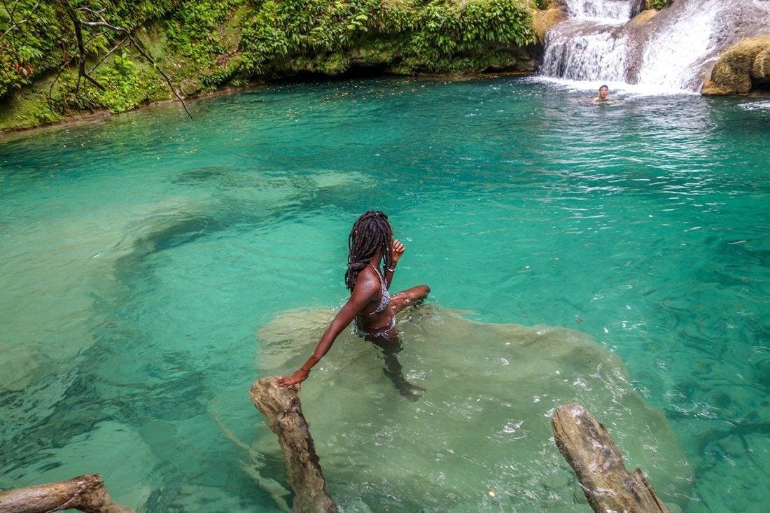 backpacking jamaica