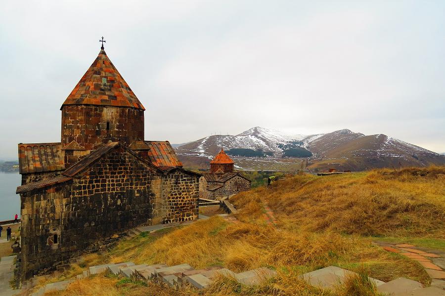 Sevanavank Monastery Armenia