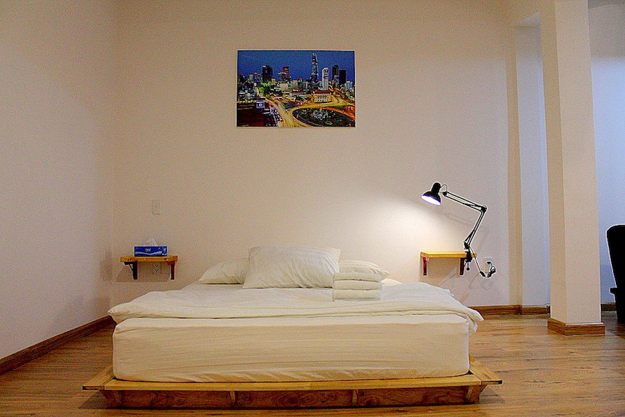 accommodation in saigon