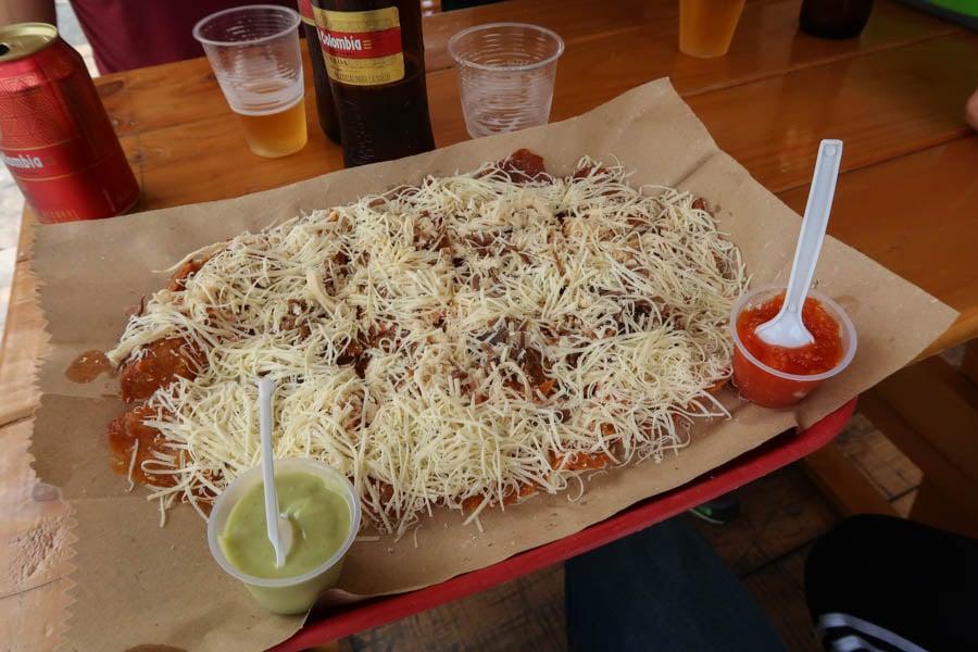 travel to salento colombia eat patacones