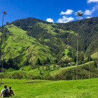 relaxing in salento colombias coffee region