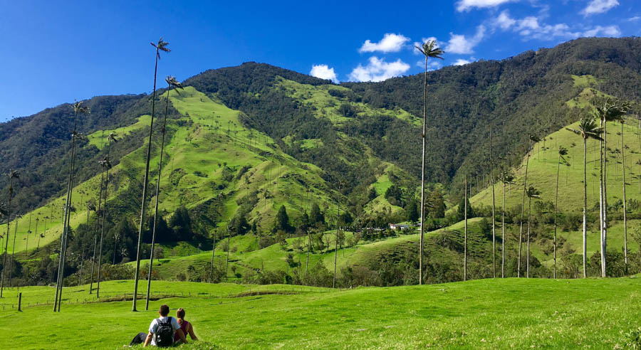 colombia is one of the best visa free countries for travelers wanting to hike