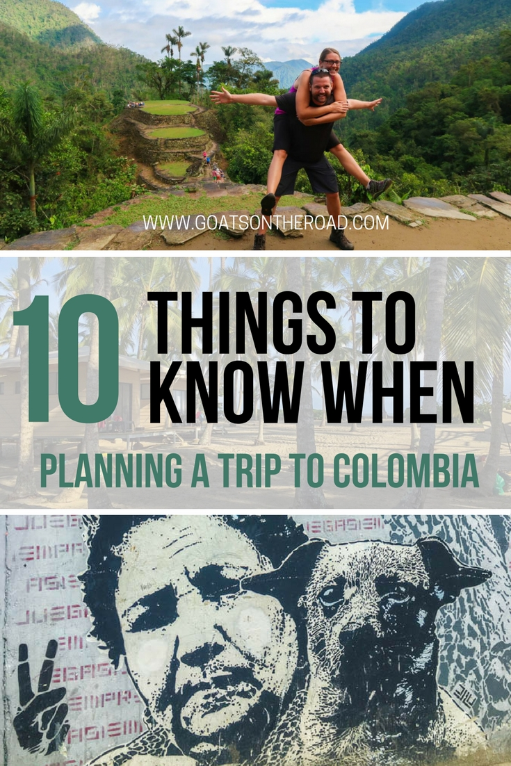 10 Things to Know When Planning a Trip to Colombia