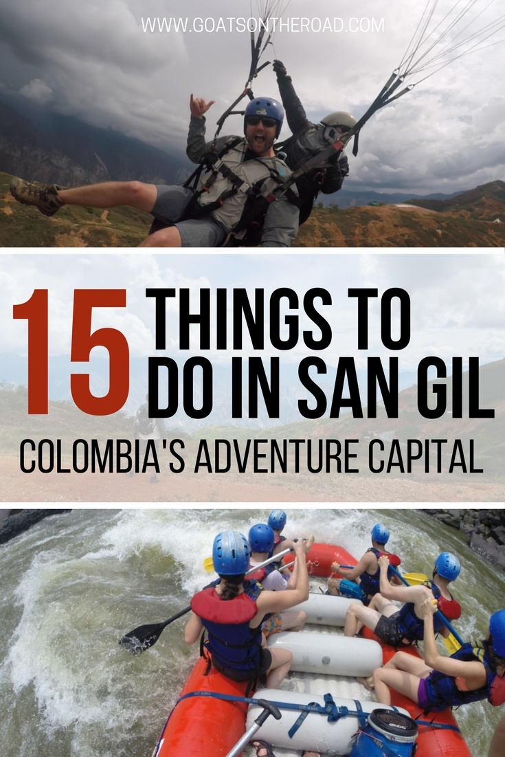 15 Things To Do in San Gil - Colombia's Adventure Capital