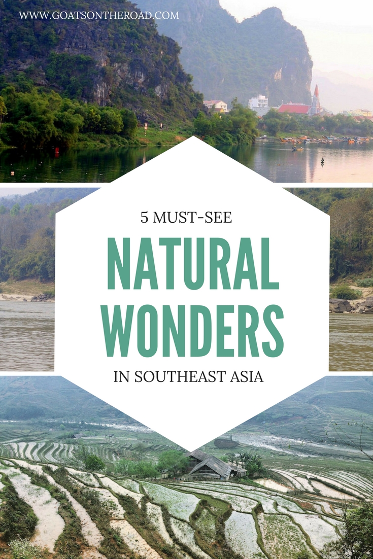 5 Must-See Natural Wonders in Southeast Asia
