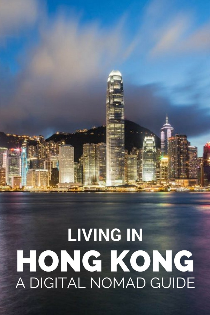 A Digital Nomad Guide to Living in Hong Kong