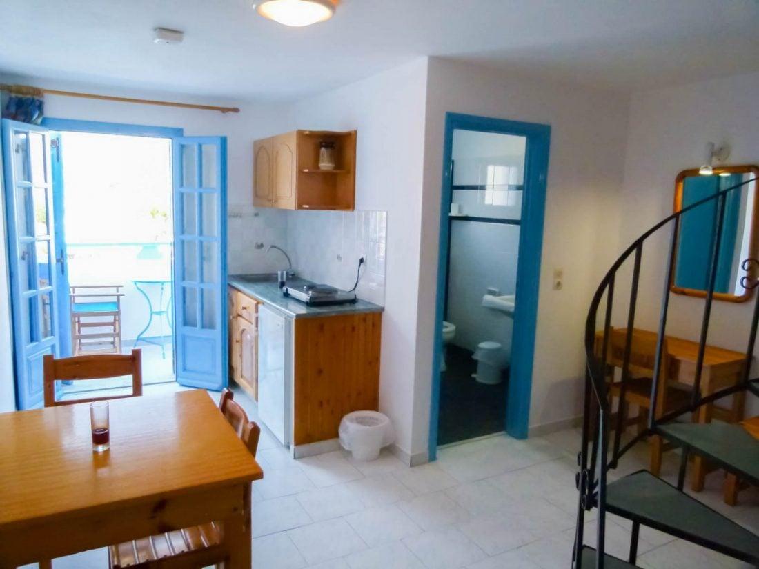 Apartment in Santorini Greece