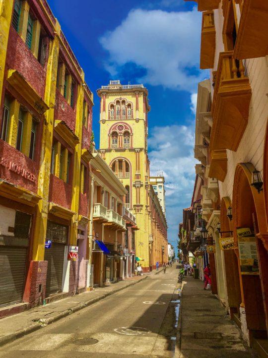 Cartagena Travel Architecture
