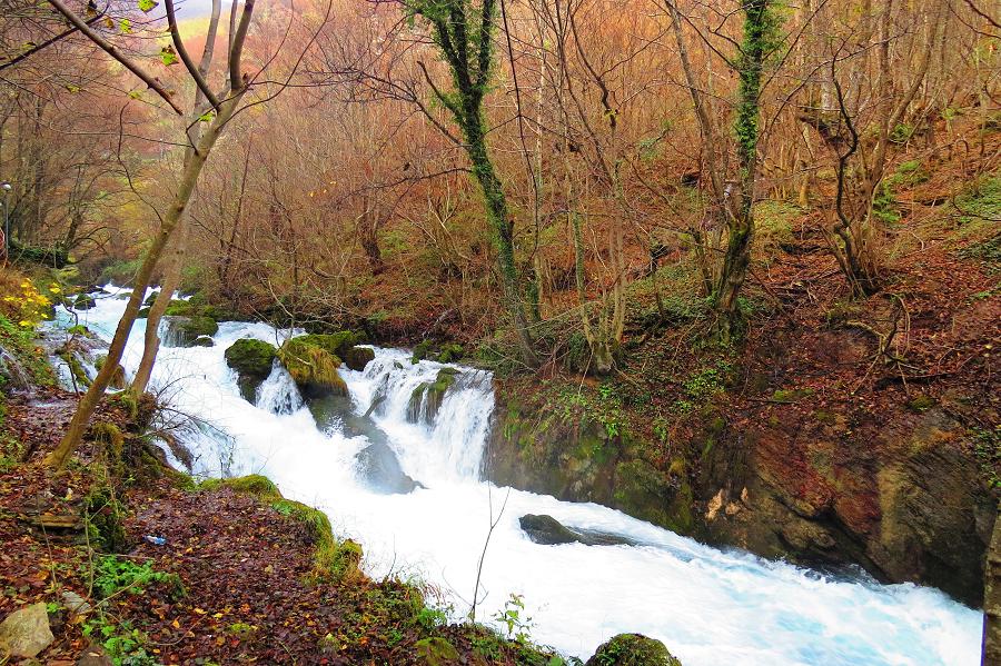 Drini i Bardhe spring Kosovo