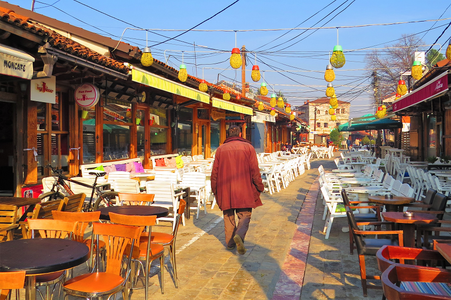 Gjakova Marketplace Kosovo