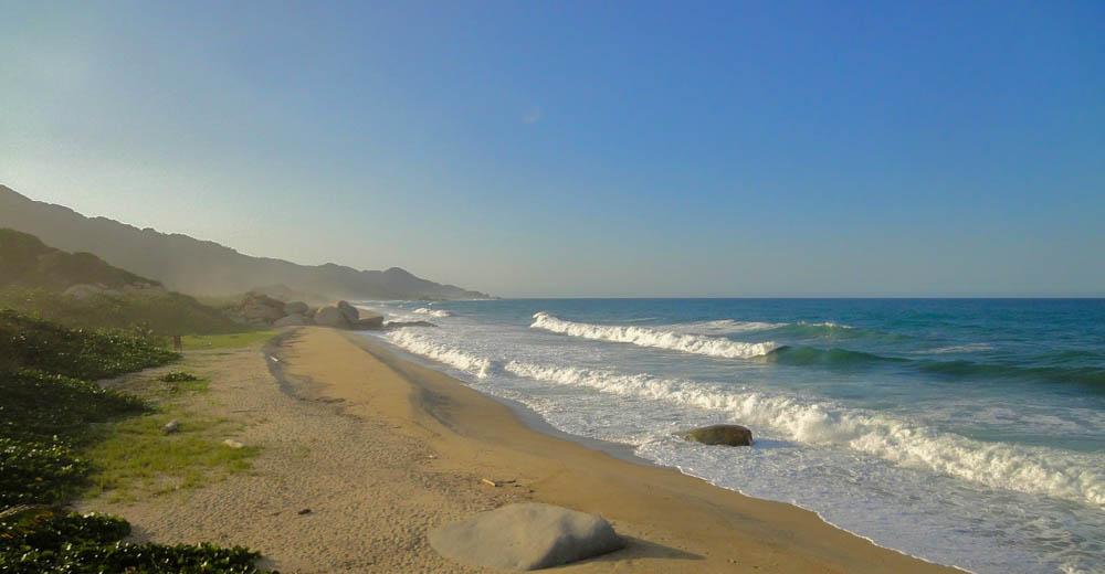 costeño beach travel