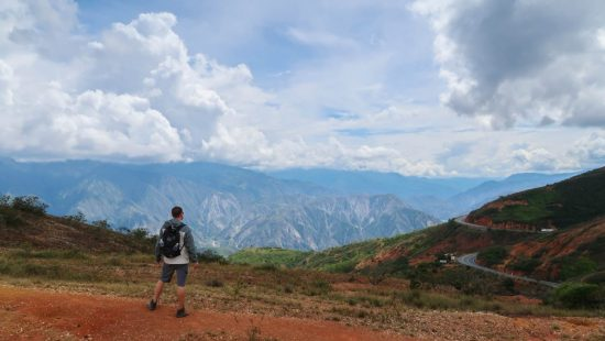 travel to san gil chicamocha canyon
