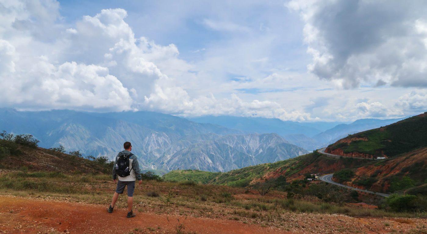 travel to san gil chicamocha canyon