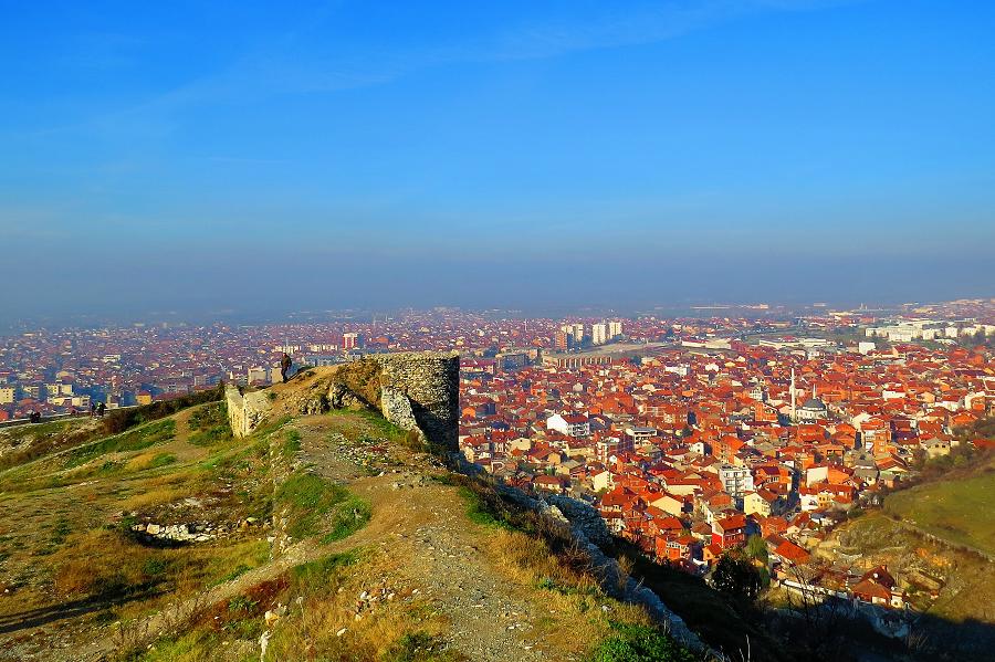 Kalaja Fortress Prizren Kosovo