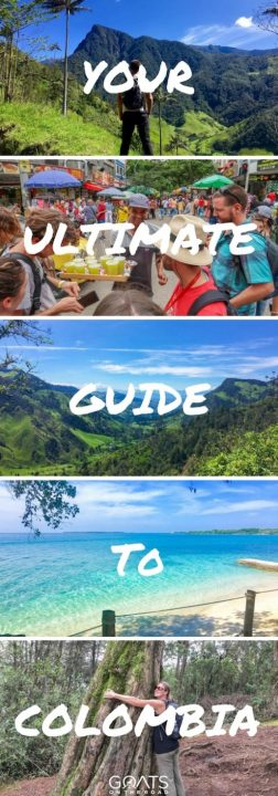 Your Ultimate Guide To Colombia