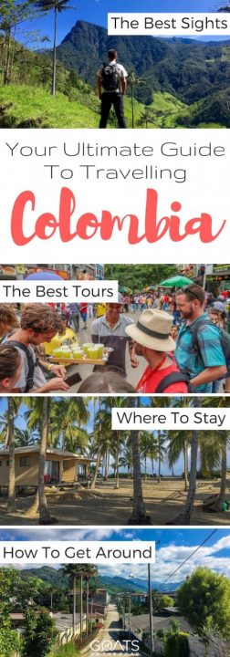 Guide To Travelling Colombia