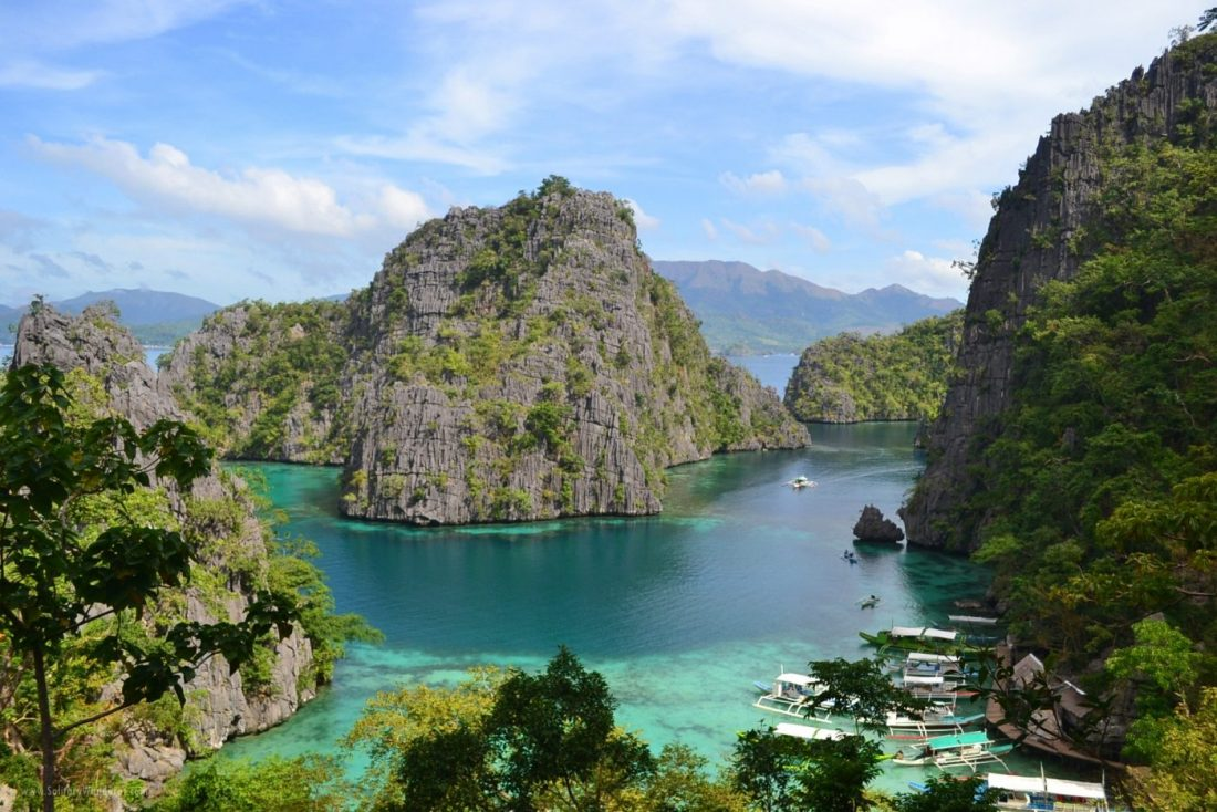 beautiful islands in the world palawan philippines