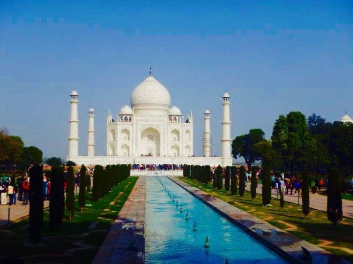 Taj Mahal Agra India - Travel for Your Life