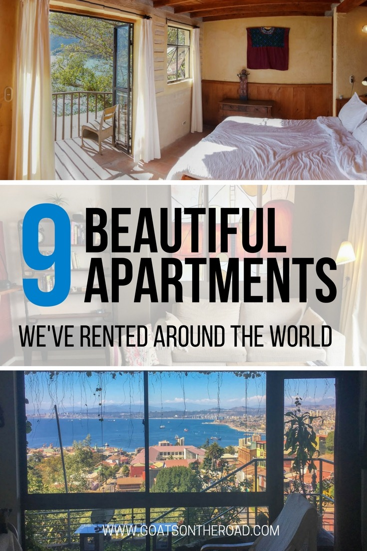 9 Beautiful Apartments Weve Rented Around The World