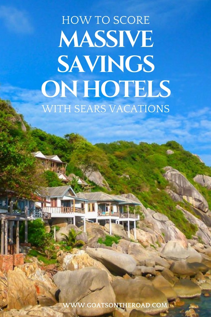 How to Score Massive Savings on Hotels with Sears Vacations