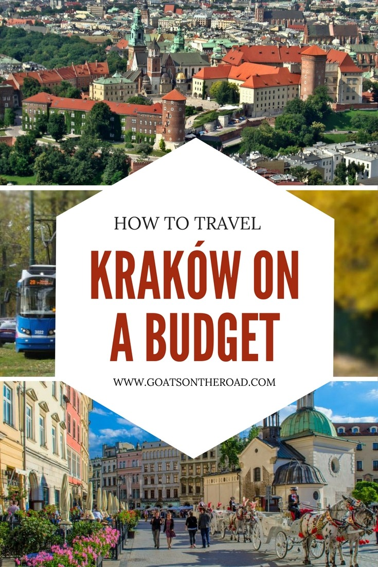How to Travel Kraków on a Budget